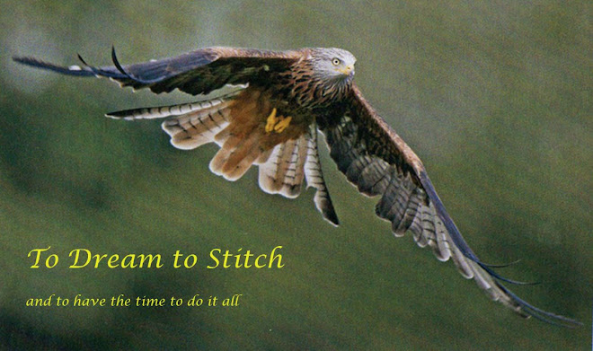 To dream to stitch