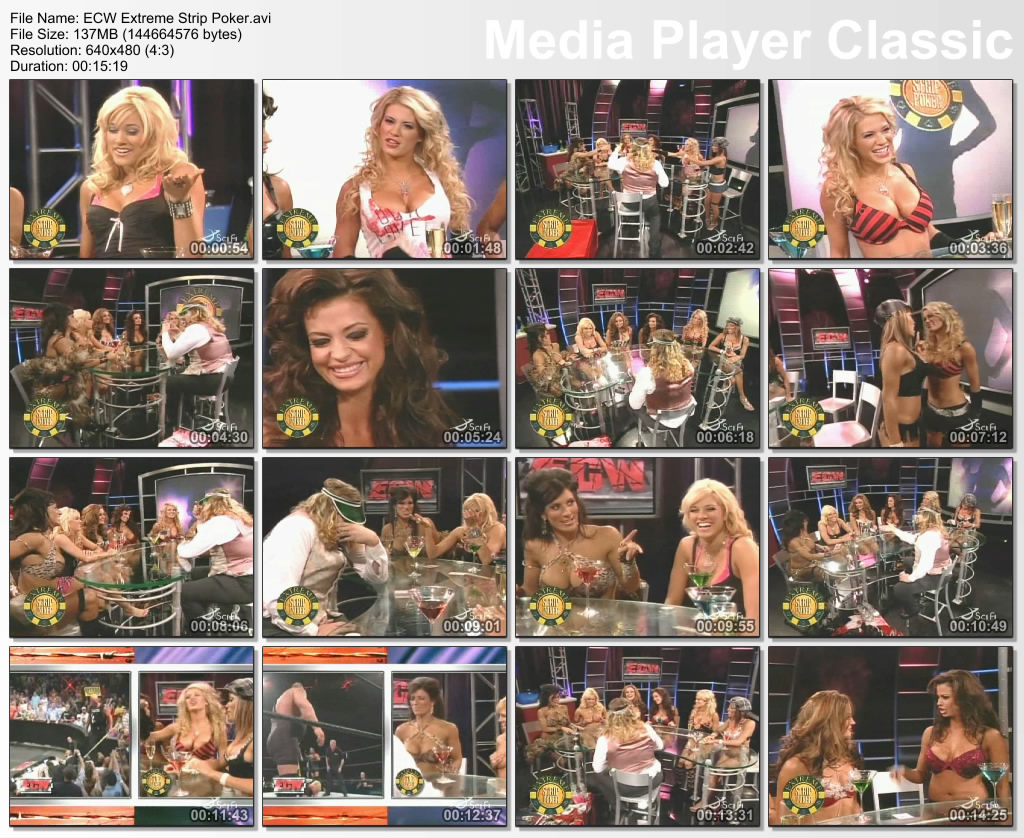 Apologise, wwe divas ecw strip poker uncensored