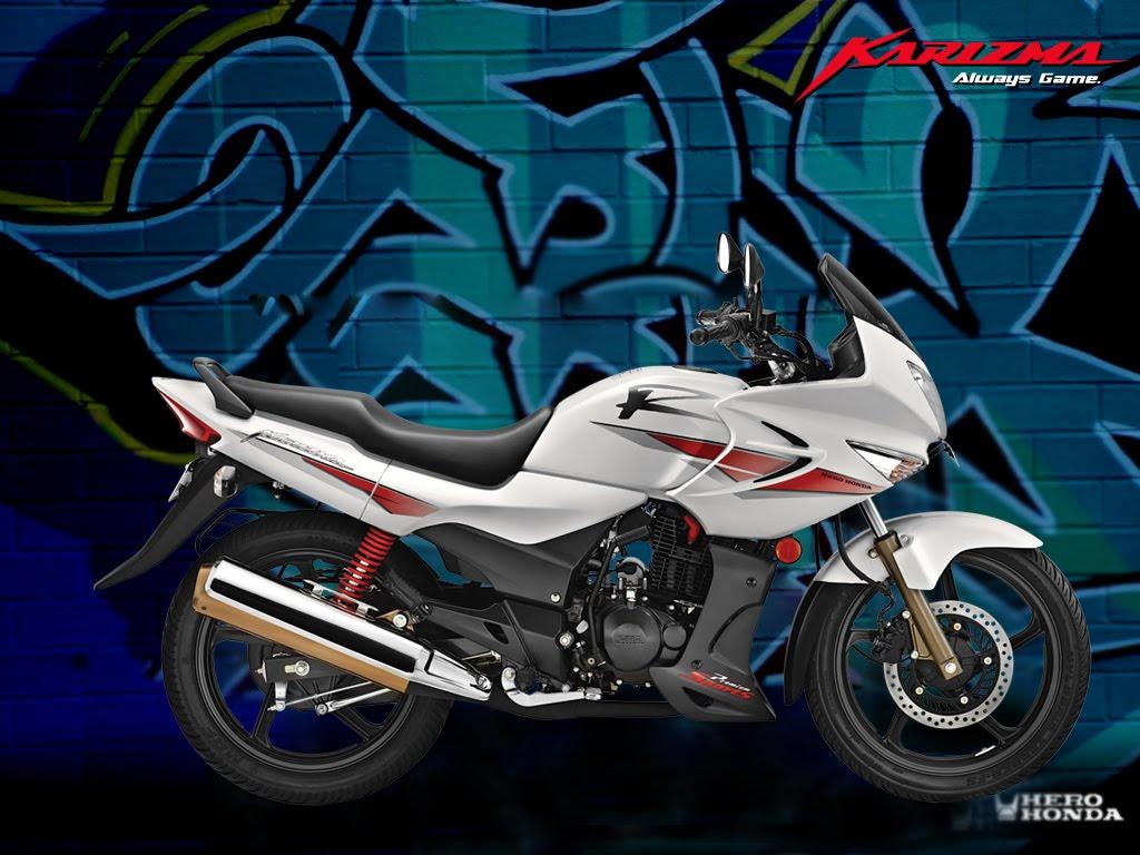 2011 Hero Honda Karizma R ...