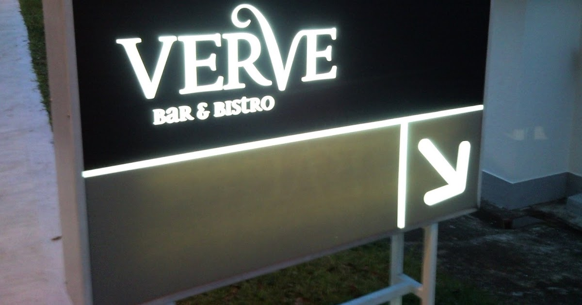 Verve Bar And Kitchen