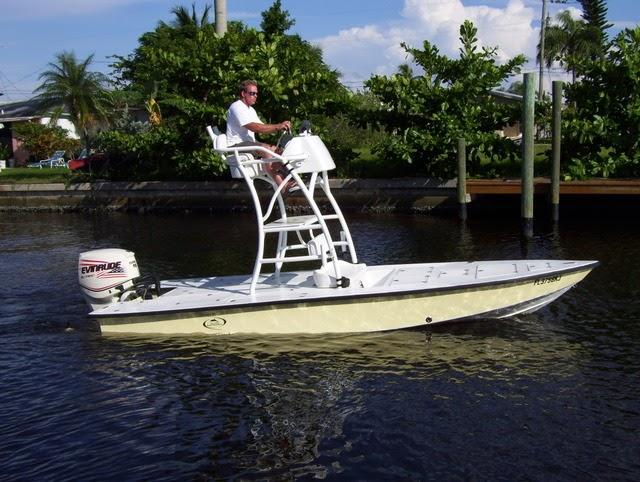 Maverick Boats For Sale >> The Pine Island Angler: Beautiful Custom 18' Flats Boat ...
