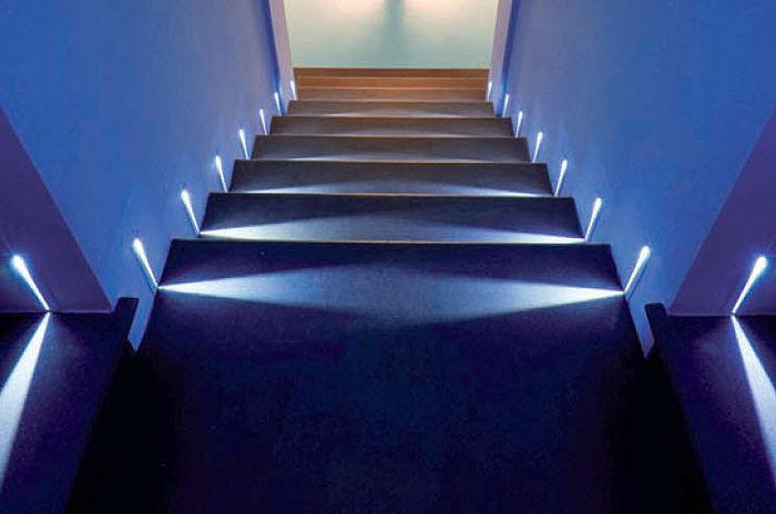 gamar componenti elettronici illuminazione led su progetto