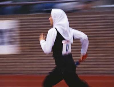Design Diary Sporty Muslimah