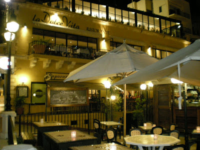 malta restaurantes