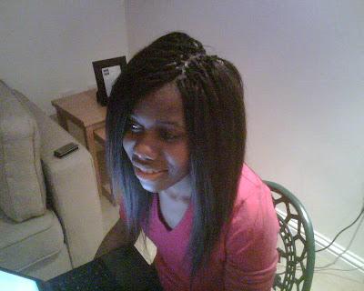 Chocolate Gyal S Hair Amp Beauty Braids Pick Amp Drop