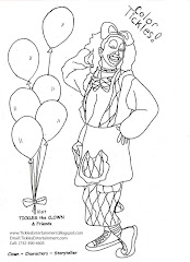 Tickles Entertainment for Children~ Storytelling, Clowning