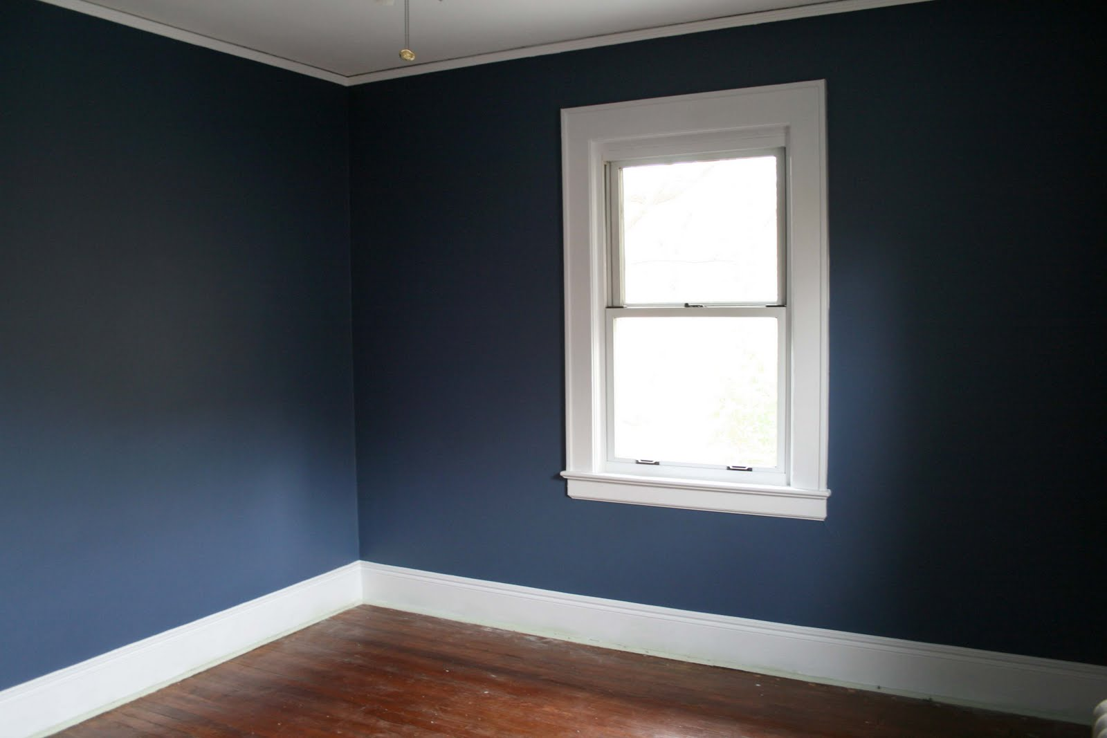 It 39 s a good house in the navy - Matte finish paint for walls ...