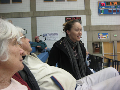 Elder Kirk and Sister Joan: Tommy's Basketball Game on ...