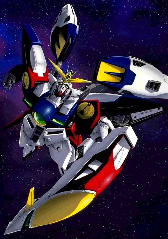 3d Penguin Wallpaper Silver Chameleon Gundam Wing Zero Wallpaper