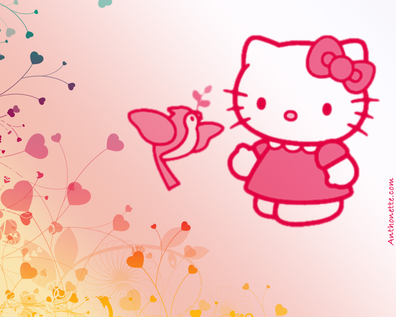 The Best Cartoon Wallpapers Hello Kitty Wallpapers Gallery