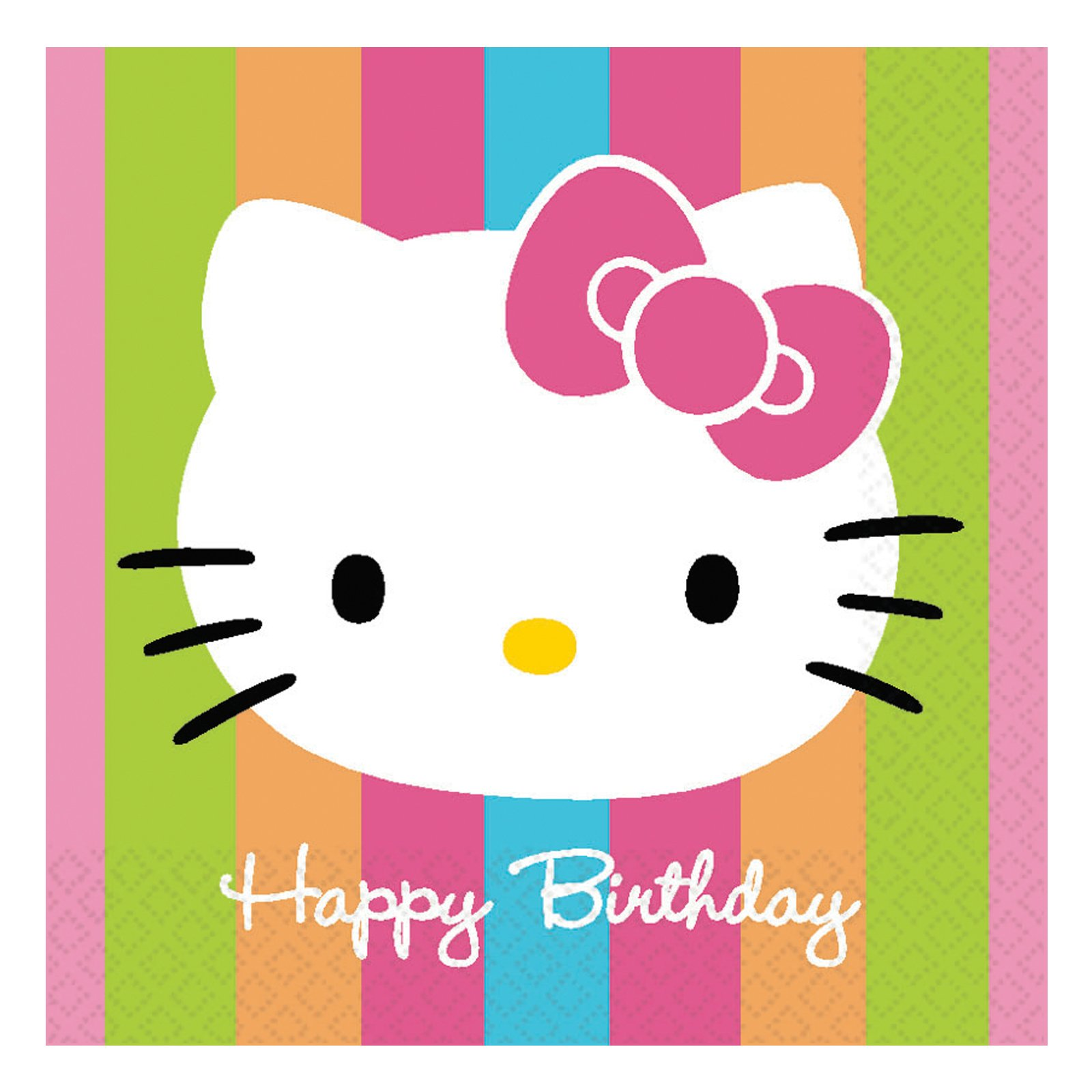 Hello Kitty Birthday Pictures. 1600 x 1600.Free Hello Kitty Valentine's Day Cards