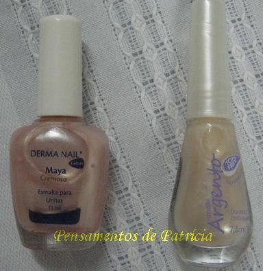 Derma Nail e Argento
