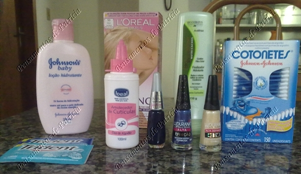 Johnson's, L'oréal, Bio Extratus, Ideal, Impala, Ludurana