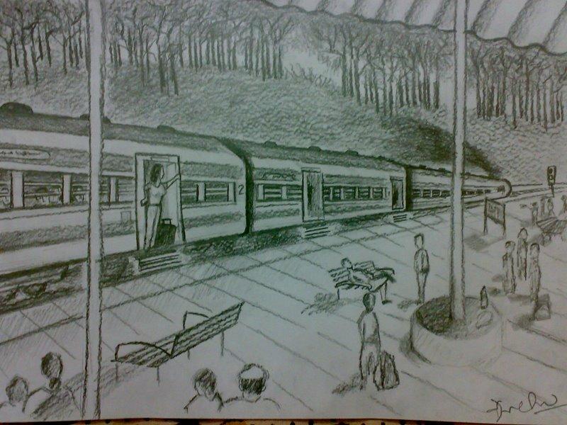 Essay on a Railway Station