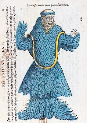Pierre Belon,La Nature & diversité des poissons, avec leur pourtraicts representez au plus près du naturel,Paris, Charles Estienne,1555
