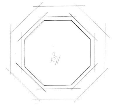 Scrap Happens Here: Octagon Exploding Box Instructions