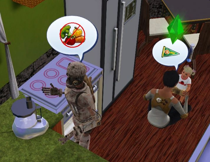 Twisted Sims: December 2010