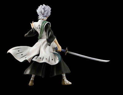 GEM Series Bleach Hitsugaya Toshiro (PVC Figure)   GUNJAP