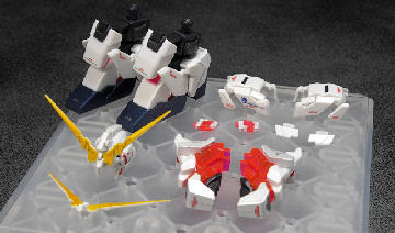 FULL PHOTO Review: SUPER HCM Pro RX-0 Unicorn Gundam | GUNJAP