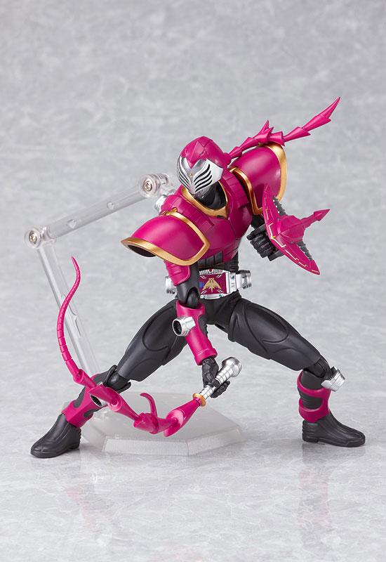 guNjap: Figma Kamen Rider Sting (Dragon Knight series ...