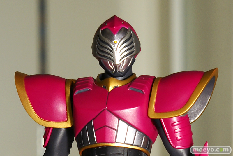 Review: Figma Kamen Rider Sting (Dragon Knight series ...