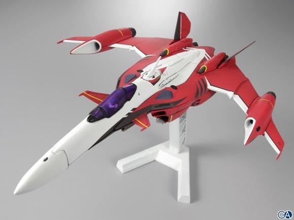 guNjap: 1/100 YF-29 (Movie Macross F) Alto unit. New Large Images/Infos