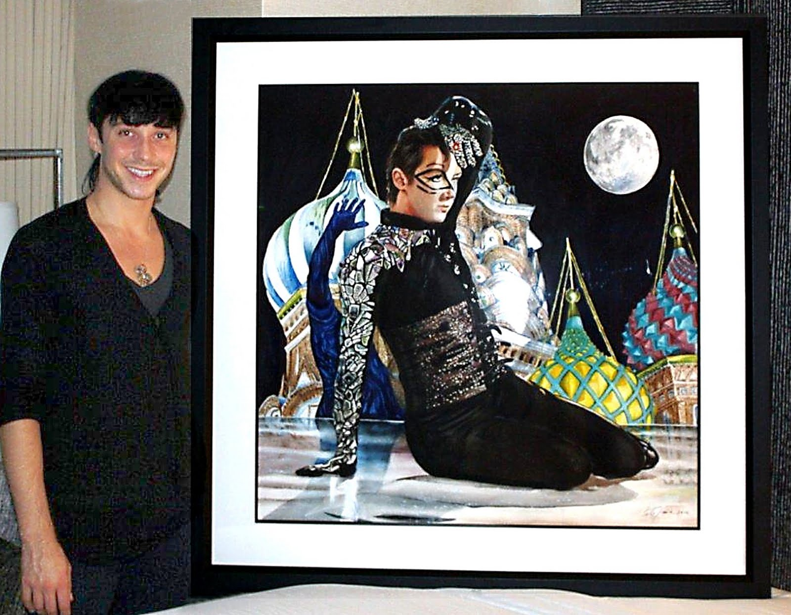 The Best Of Binky's Johnny Weir Blog: Now We Just Need A