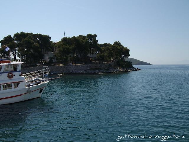 Il porto di Skiathos