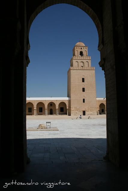 Kairouan - Grande Moschea