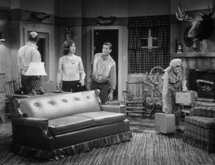 The Haunted Closet Spooky Dick Van Dyke Show Episodes