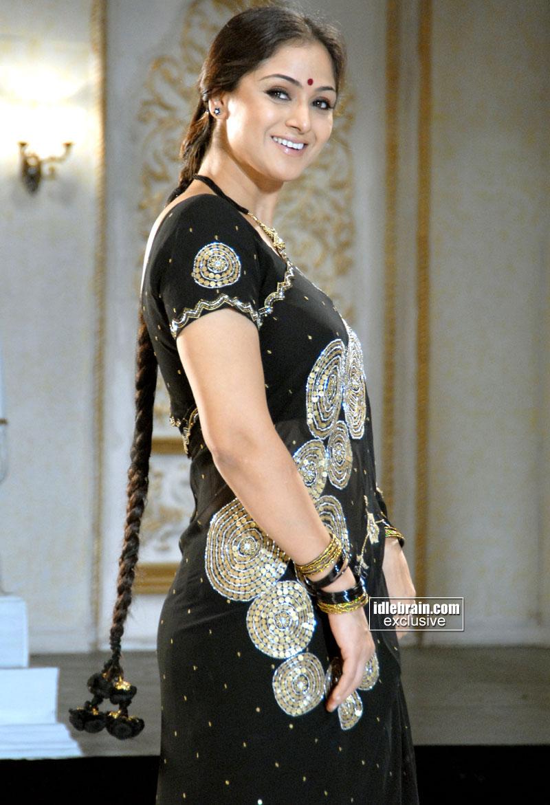 Film Actress Photos Tamil Actress Simran Hot In Black Saree