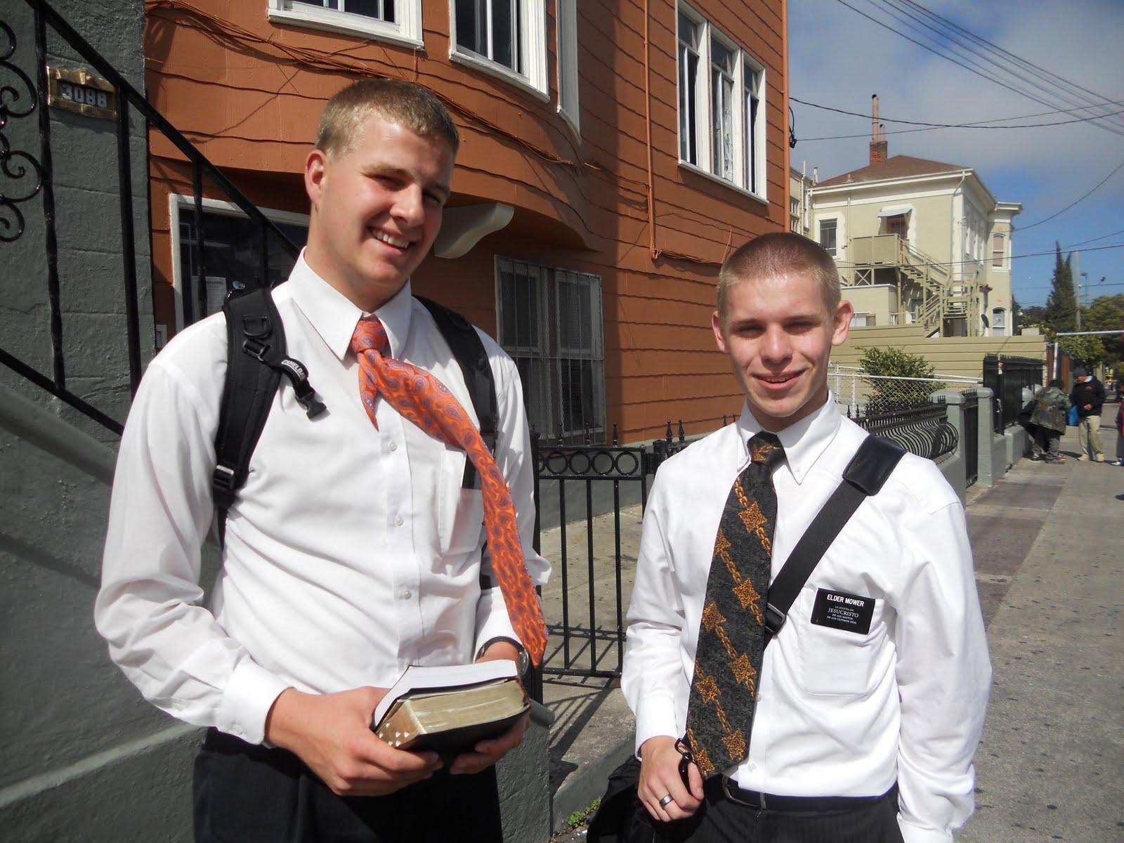 mormon homosexuality