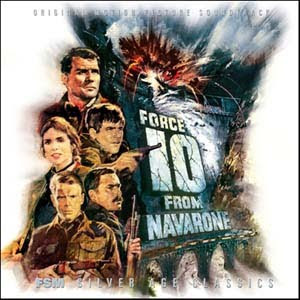 SOUNDTRACK CENTRAL: Force 10 From Navarone