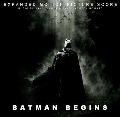 SOUNDTRACK CENTRAL: Batman Begins