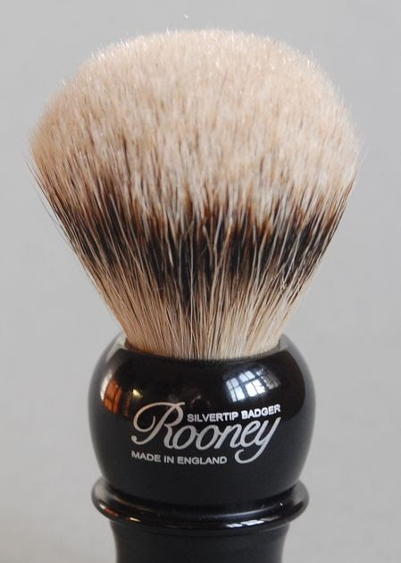 Fido's Shaving Brush Blog: Rooney 3/1 Silvertip