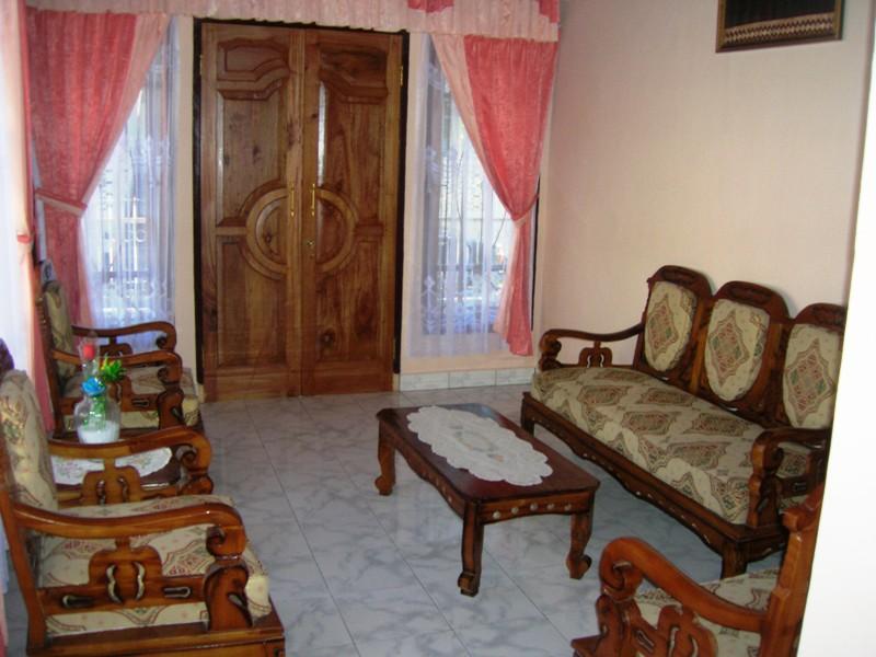Petrichor Rumah