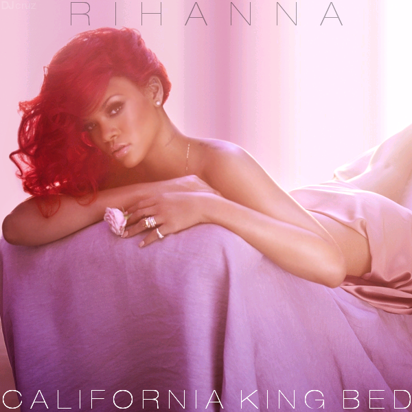 California King Bed By Rihanna