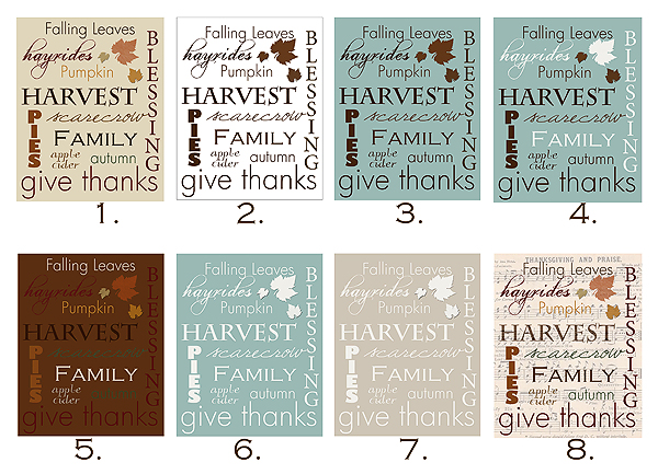 photo about Subway Art Printable identify Thanksgiving Subway Artwork Printables - Blooming Homestead