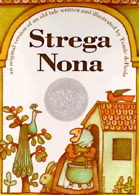Books N Crannies Strega Nona By Tomie Depaola