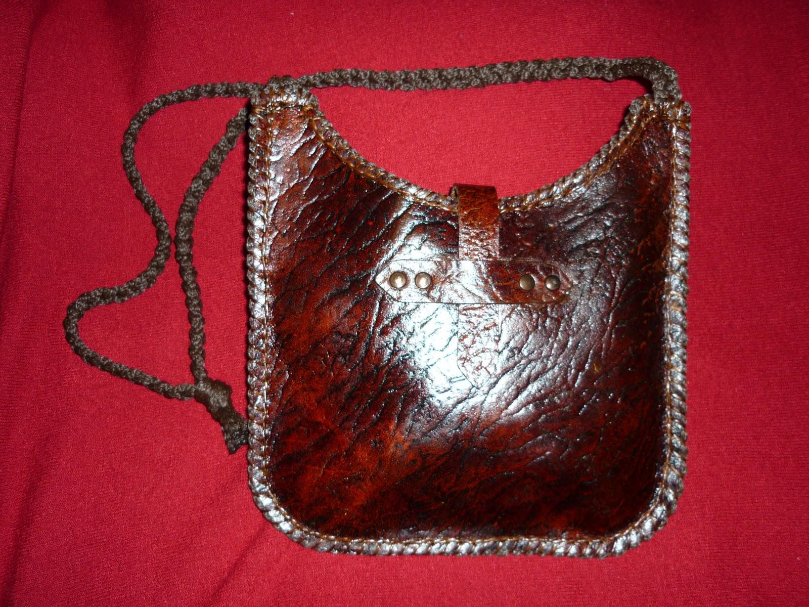 2be10a77e Carteras de cuero artesanales