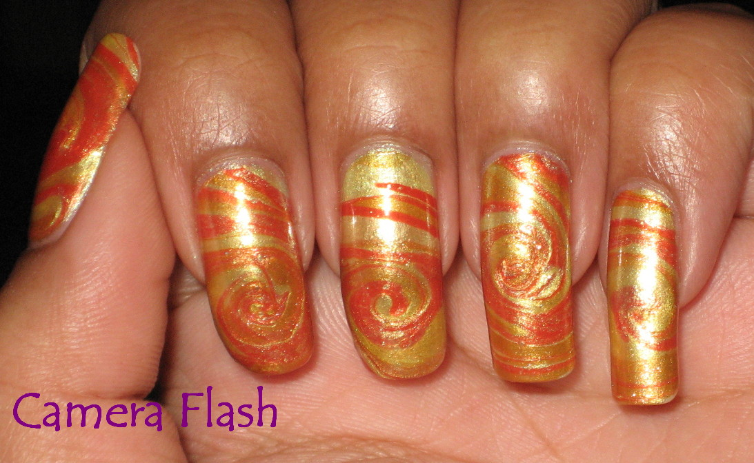 My Simple Little Pleasures Notd Fireball Water Marble