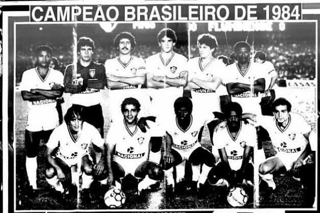 Jornalheiros  Recordar é viver - Fluminense Campeão Brasileiro de 1984 ba4d14eeaaa6c