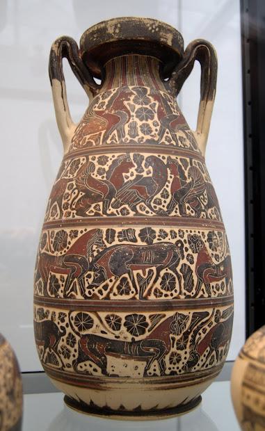 Stapleton Kearns Greek Pottery Orientalizing Style