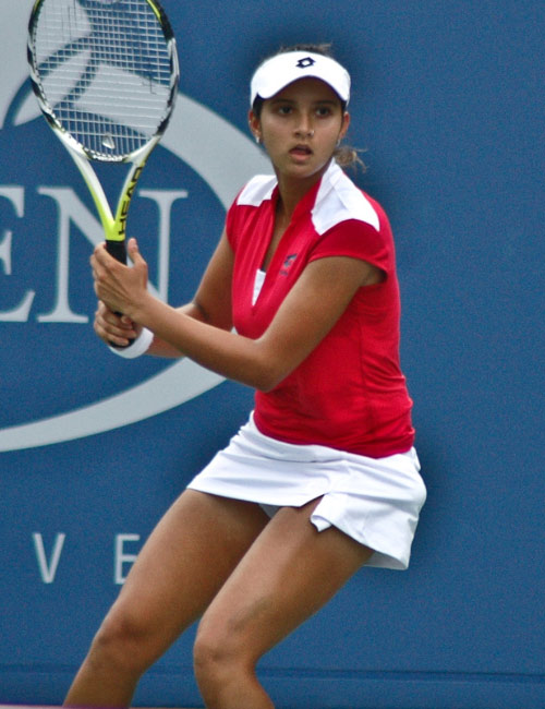 Super Players Sania Mirza Sexy Pictures Gallery-9090