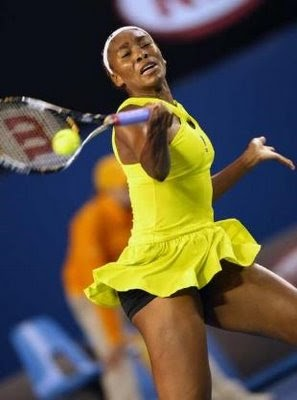super players Venus Williams Outfit,