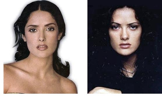 Plastic Surgery Before And After Salma Hayek Plastic Surgery