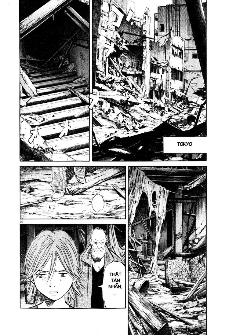 20th Century Boys chapter 200 trang 17