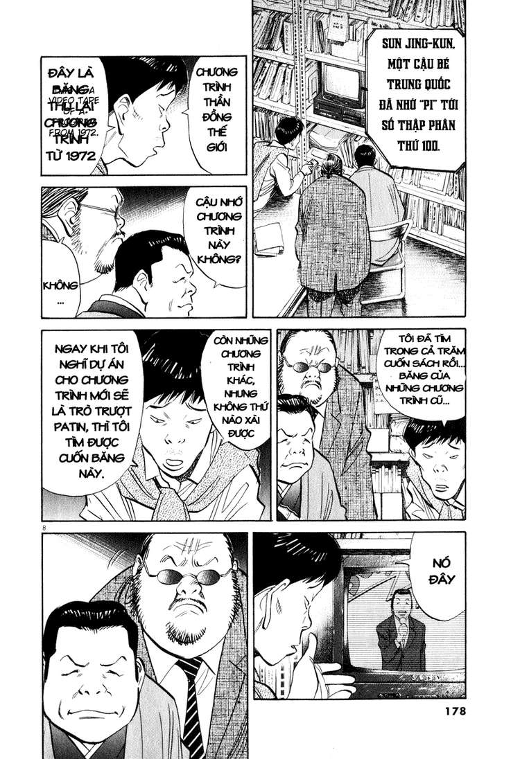20th Century Boys chapter 202 trang 15
