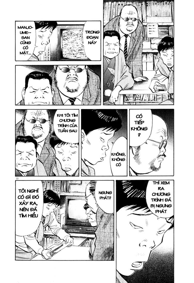 20th Century Boys chapter 202 trang 19