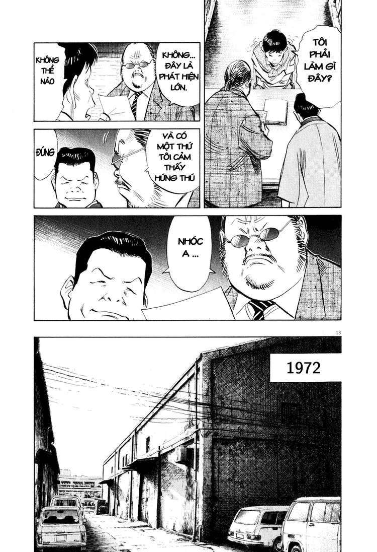 20th Century Boys chapter 202 trang 25